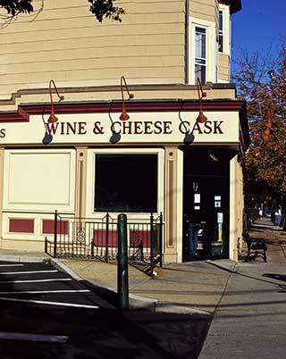 The Wine And Cheese Cask