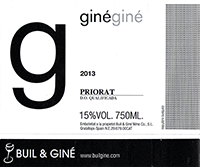 Buil & Giné Priorat 'G'