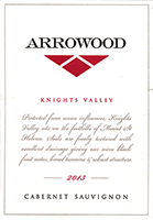 Arrowood Knights Valley Cabernet Sauvignon