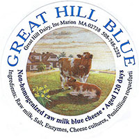 Great Hill Blue cheese
